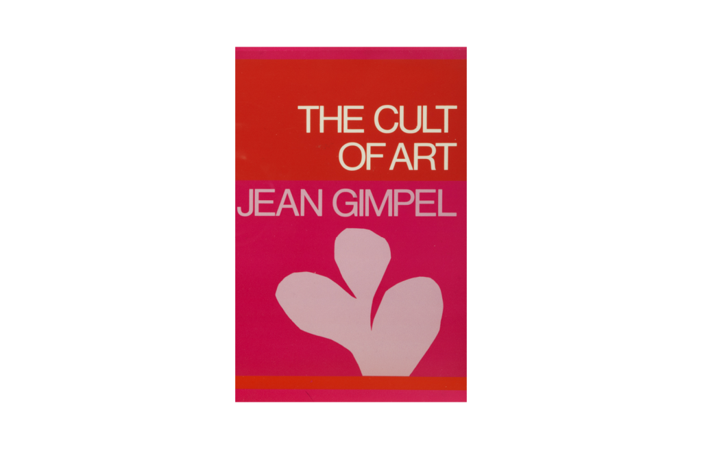 <i>The Cult of Art</i>