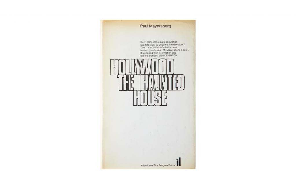 <i>Hollywood  The Haunted House</i>