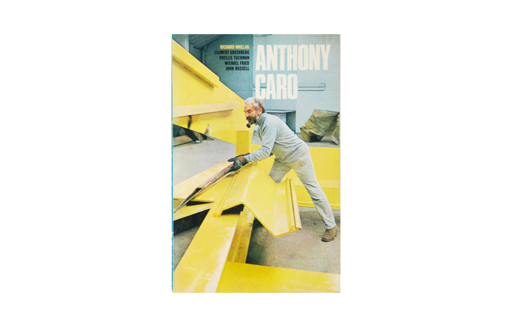 <i>Anthony Caro</i>