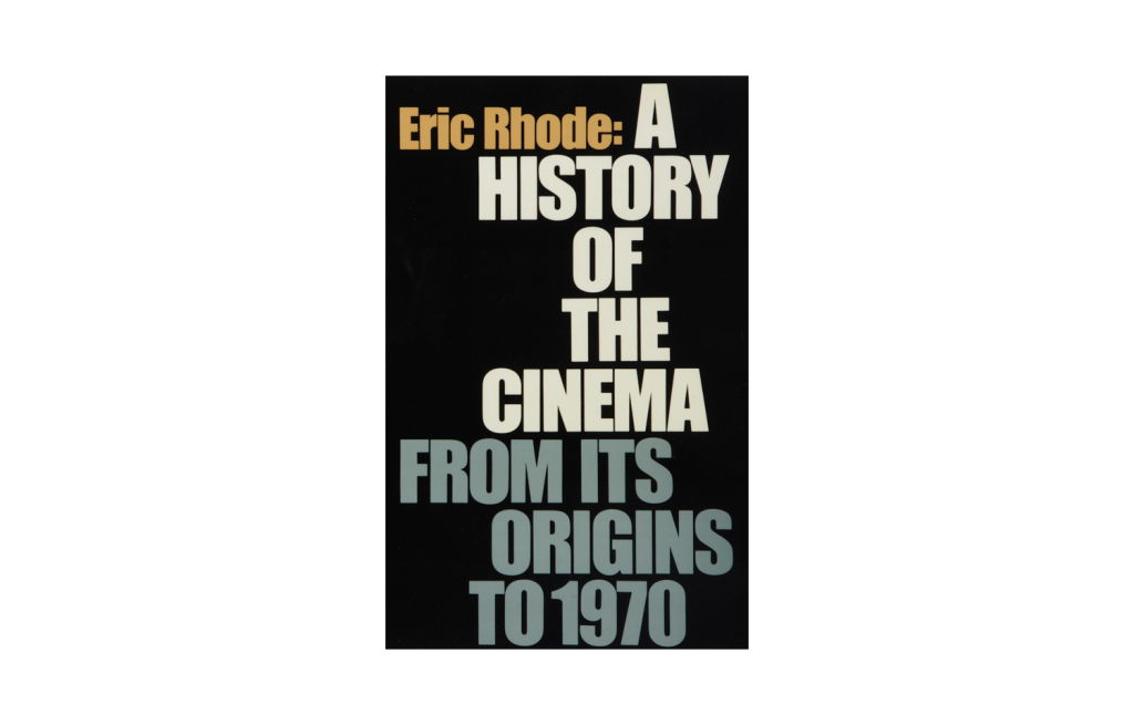 <i>A History of the Cinema</i>