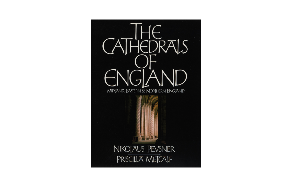 <i>The Cathedrals of England</i>
