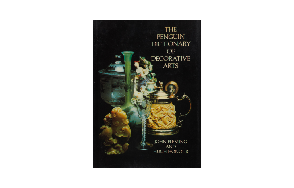 <i>The Penguin Dictionary of Decorative Arts</i>