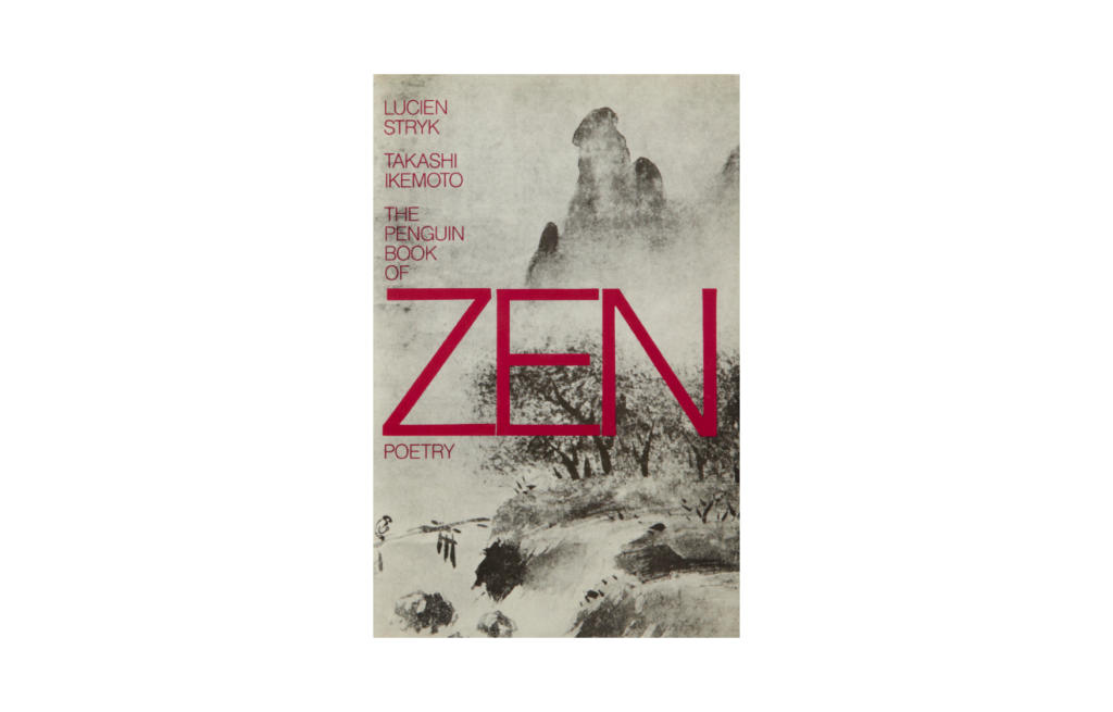 <i>The Penguin Book of Zen Poetry</i>