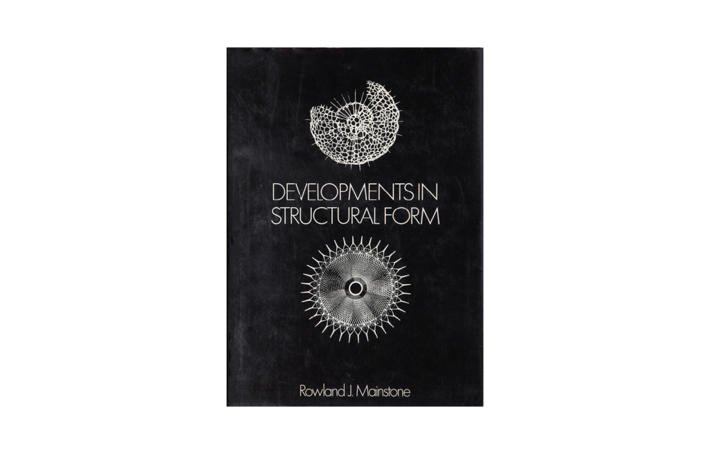 <i>Developments  in Structural Form</i>