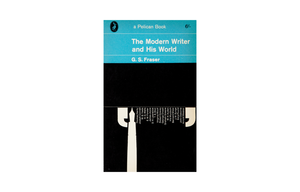 <i>The Modern Writer and His World, Dark Strangers, Crime in a Changing Society</i>