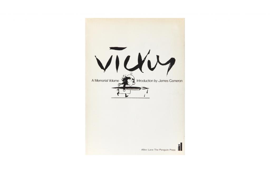<i>Vicky, A Memorial Volume</i>