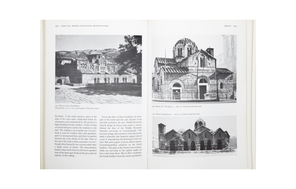 <i>Middle Byzantine Architecture</i>