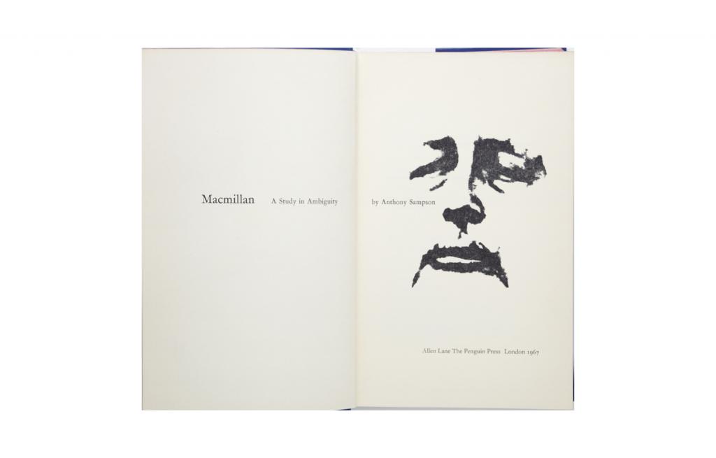 <i>Macmillan, Title Page Spread</i>