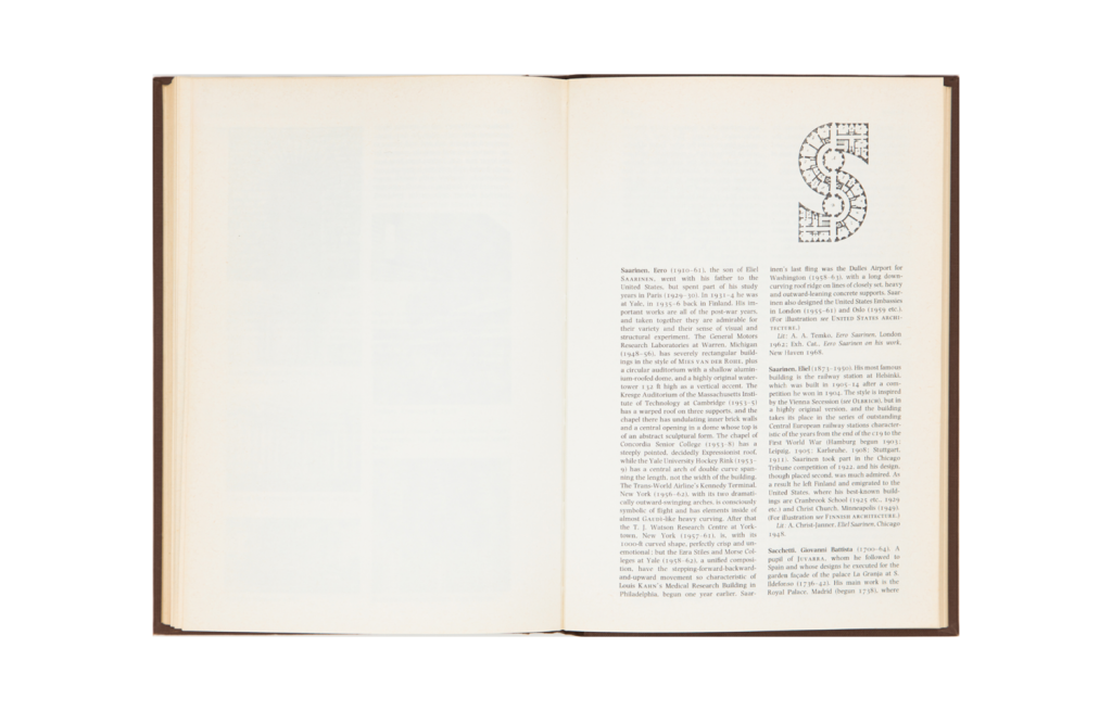 <i>A Dictionary of Architecture</i>